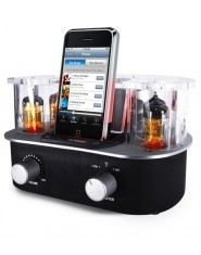 Roth Audio Music Cocoon MC4 Tube Amplifier with iPod