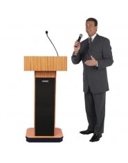 Executive Sound Column Lectern