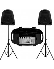 Studiomaster walkabout - portable pa system
