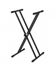 BS Keyboard Stands Gear System Black
