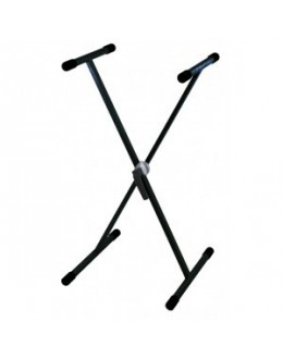 BS Keyboard Stands Easy Gear System Black