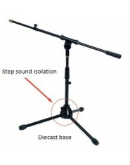 BSX Microphone Stands Black