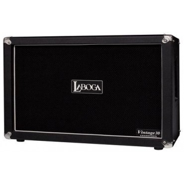Laboga E-Guitar Speakerboxes Classic Cabinets V30 212F / 212FV