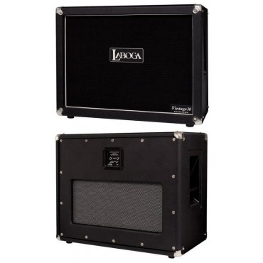 Laboga E-Guitar Speakerboxes Premium Cabinets V30 212S / 212SV