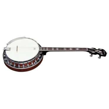 Tennessee Banjo Premium With case