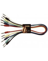 Hot Wire Cable Premium Line Patchcable-Set