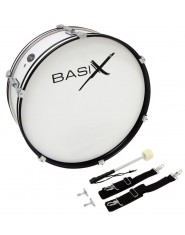 Basix Street Percussion Junior Bass Drum P/U 2