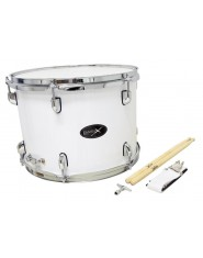 Basix Street Percussion Marching Tenor Drum With sticks
