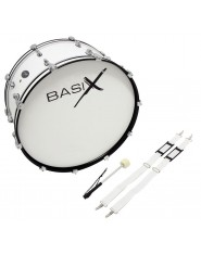 Basix Street Percussion Marching Bass Drum