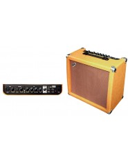 ZAR Acoustic Combo-Amplifier A-40R