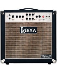 Laboga E-Guitar Amplifier Alligator AD 5201 Twin-Combo