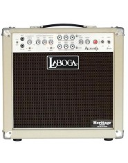Laboga E-Guitar Amplifier Alligator-Class A AD 5201 Twin-Combo