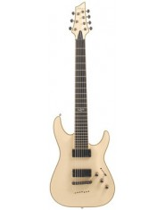 SCHECTER DIAMOND C-7 BLACKJACK ATX AWHT