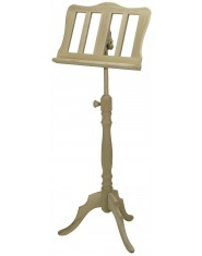 Chester Music Stand Maplebirch coloured