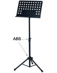 FX Orchestra Music Stand Black