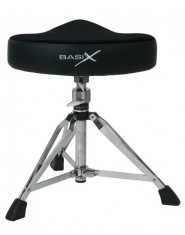 Basix Drummer thrones 600 Series DT-410 Saddle seat