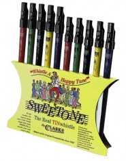 Pennywhistle The Real Tin Whistle by Clarke Sweetone P/U