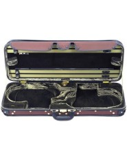 Gewa Double case for 2 violins Original Jaeger Prestige Line