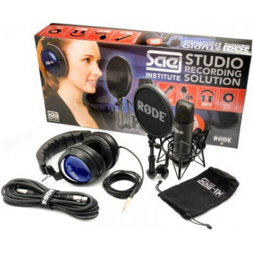 Rode SAE Studio Recording Solution