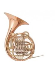 HOLTON DOUBLE FRENCH HORN MERKEL-MATIC H176