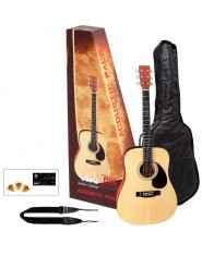 GEWAPURE ACOUSTIC GUITAR VGS ACOUSTIC PACK