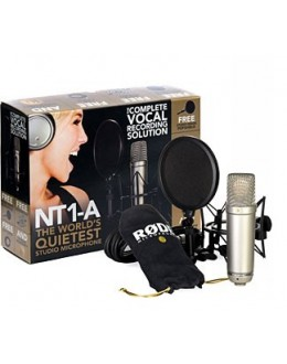 Rode NT1-A Complete Vocal Solution