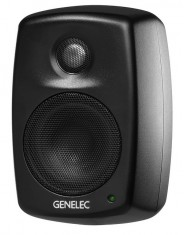 Compact two-way Active Loudspeaker System (Black) 4010A