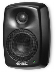 Compact two-way Active Loudspeaker System 4020B (Black)