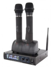 MADBOY U-TUBE 20R-WIRELESS DUAL CHANNEL RECHARGEABLE MIC SET