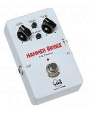 VGS Effect Pedal Hammer Bridge Lead Distortion