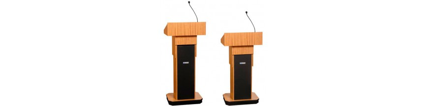 LECTERNS/PODIUMS